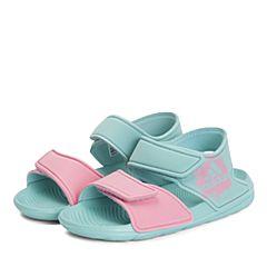 adidas阿迪达斯2017新款女小童AltaSwim C游泳鞋BA9286