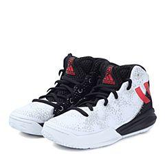 adidas阿迪达斯2017新款男小童Crazy Heat C篮球鞋CG4222