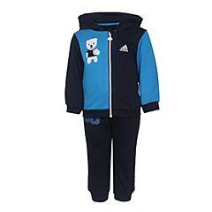 adidas阿迪达斯男婴童IN F FZ HDY SET长袖套服CG0395