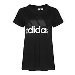 adidas阿迪达斯女子ESS LIN LO TEE圆领短T恤S97222