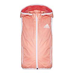 adidas阿迪达斯女小童LK REV VEST两面穿背心CE8236
