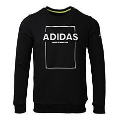 adidas阿迪达斯2017男大童YB CREW SWEAT套头衫CE8258