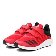 adidas阿迪达斯男小童FortaRun wide CF K跑步鞋CP9605