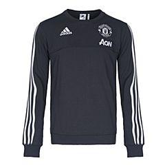 adidas阿迪达斯男子MUFC SWT TOP针织外套BS4414