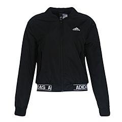 adidas阿迪达斯女子MV JKT WV SHORT梭织外套CE2535