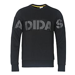 adidas阿迪达斯新款男子UH SWT GFX LNR针织套衫CD2605