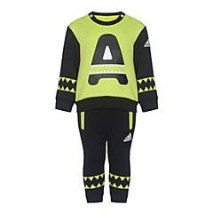 adidas阿迪达斯男婴-小童LK HLW FZ HDY S长袖套服CE8226