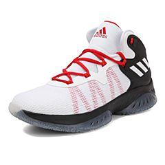 adidas阿迪达斯男子Explosive Bounce团队基础篮球鞋BY3788