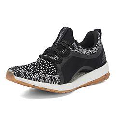adidas阿迪达斯新款女子PureBOOST X All Terrain跑步BOOST跑步鞋BY2691