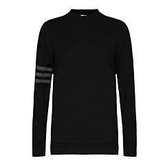 adidas阿迪达斯新款男子3S LOGO B针织套衫CI3297