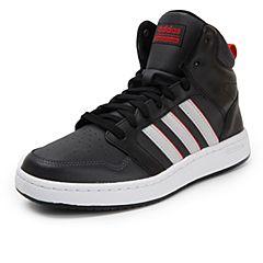 adidas阿迪达斯新款男子CF SUPER HOOPS MID篮球场下休闲篮球鞋BB9919