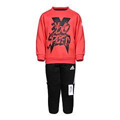 adidas阿迪达斯2018男婴童I MM X JOGGER长袖套服CF7431