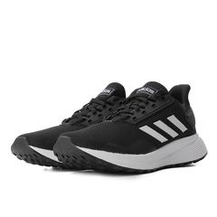 adidas阿迪达斯2018中性大童DURAMO 9 K跑步鞋BB7061