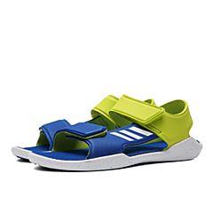 adidas阿迪达斯2018男大童RapidaSwim K游泳鞋DB1784