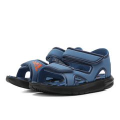 adidas阿迪达斯2018男小童Zump C游泳鞋DB2528