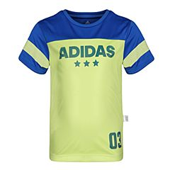 adidas阿迪达斯2018男小-大童LB SS CL TEE2短袖T恤CZ5915