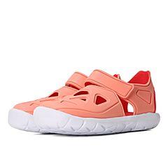 adidas阿迪达斯2018女小童FortaSwim 2 C游泳鞋DB2533