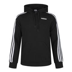 adidas阿迪達斯2019男子E 3S PO FT針織套衫DU0498