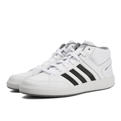adidas阿迪达斯2019中性ALL COURT MID网球场下休闲网球鞋CG6141