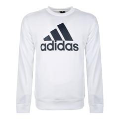 adidas阿迪達斯2019男子M ESS SW CREW18針織套衫DN1451