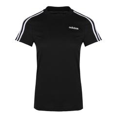 adidas阿迪達斯女子W E 3S SLIM TEE圓領短T恤DP2362