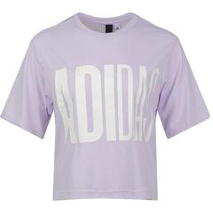 adidas阿迪達斯女子UNIV TEE 1 W圓領短T恤FQ2223