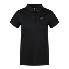adidas阿迪達斯女子HTRDY CB W PL1POLO短T恤FK1385