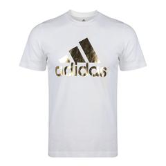 adidas阿迪達斯男子8-Bit Foil GRFX圓領短T恤FN1736