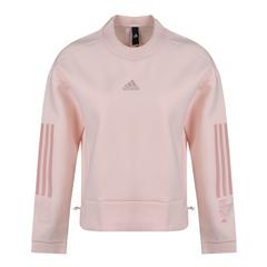 adidas阿迪達斯女子STYLE SOFT SWT針織套衫GM1460