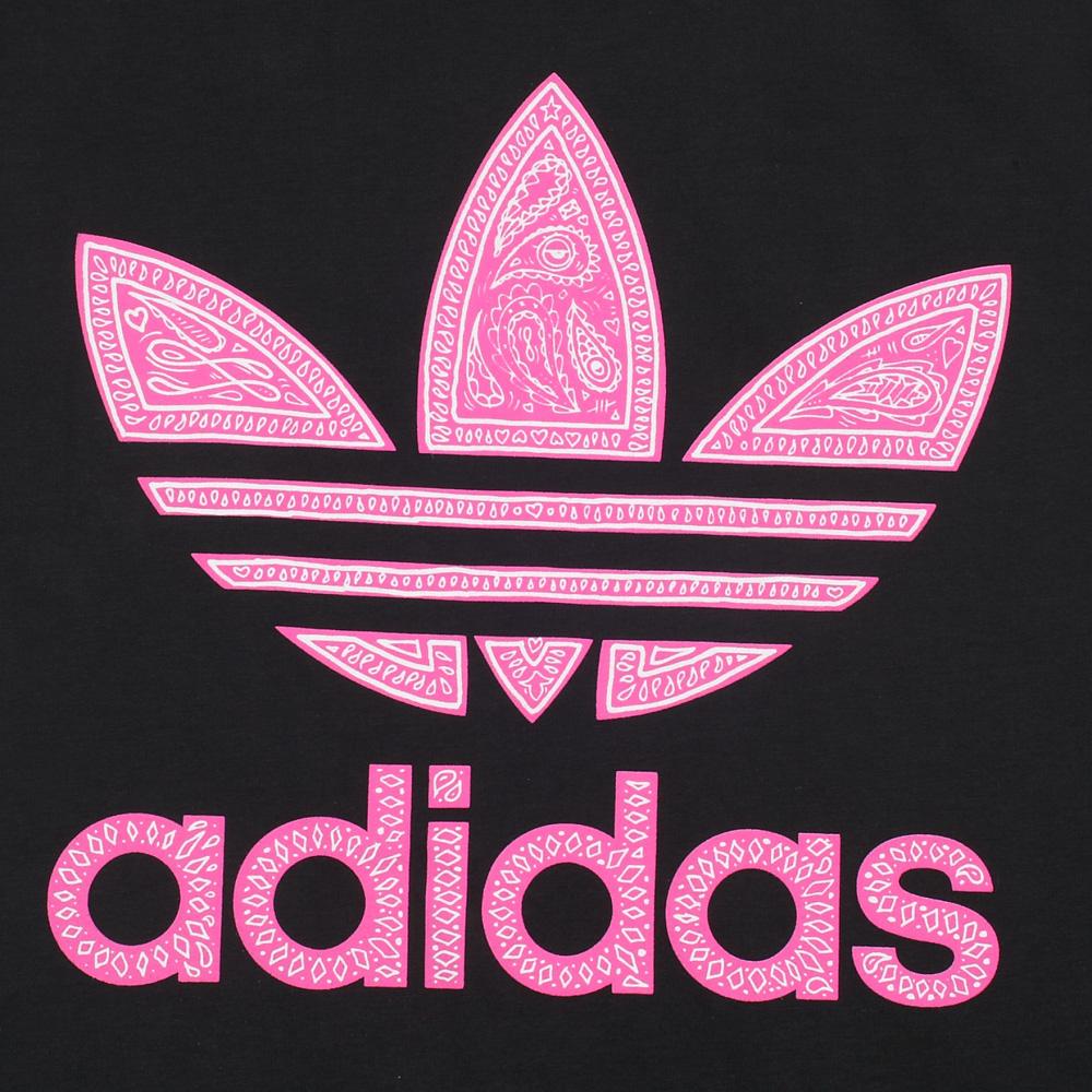 adidas阿迪达斯三叶草 女子 短袖t恤w67335图片