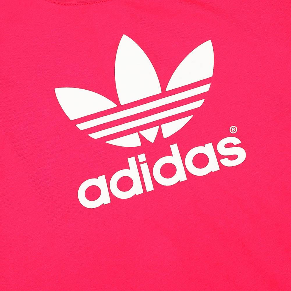 adidas阿迪三叶草夏季新款女子t恤z37471图片
