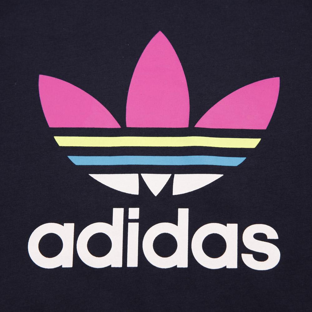 adidas阿迪三叶草女子三叶草系列服t恤z37969图片