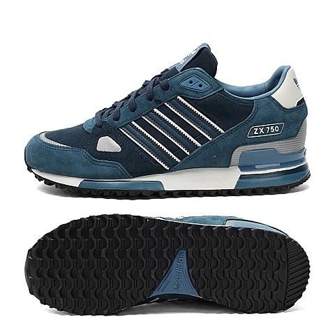 adidas阿迪三叶草2014新款中性zx 750系列休闲鞋m18258