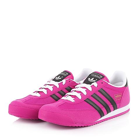 Adidas/阿迪三叶草春季专柜同款女大童跑步鞋M17076