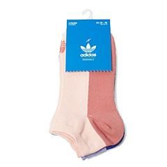 adidas阿迪三叶草2015新款中性袜子(3双)S20276