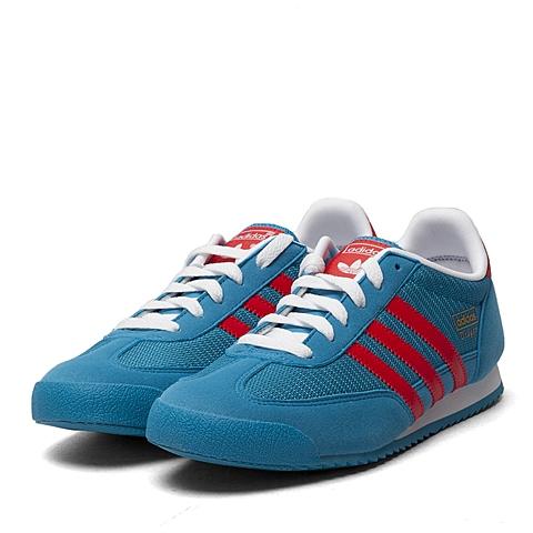 adidas阿迪三叶草新款专柜同款男大童三叶草系列休闲鞋M17077