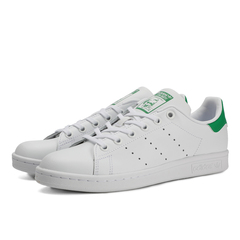 adidas阿迪三叶草2017新款大童STAN SMITH J休闲鞋M20605