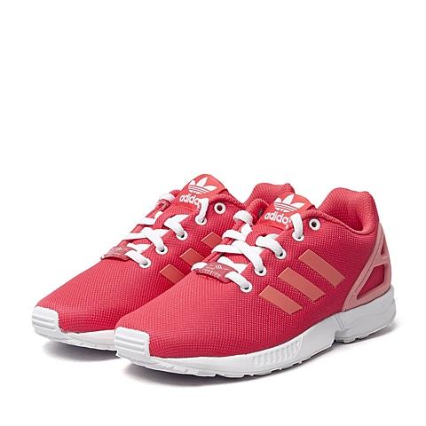 adidas阿迪三叶草新款专柜同款女童ZX FLUX系列休闲鞋B25639