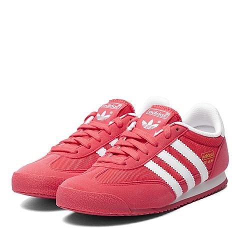 adidas阿迪三叶草新款专柜同款女童休闲鞋B25675