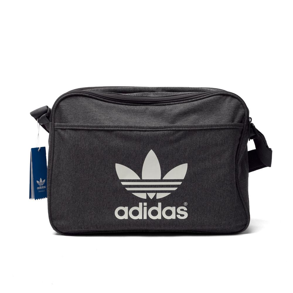 adidas阿迪三叶草2015年新款中性斜挎包ab2858