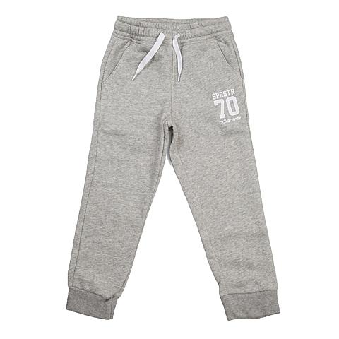 adidas阿迪三叶草新款专柜同款大童男针织长裤AB4726