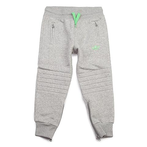 adidas阿迪三叶草新款专柜同款大童男针织长裤AC0780