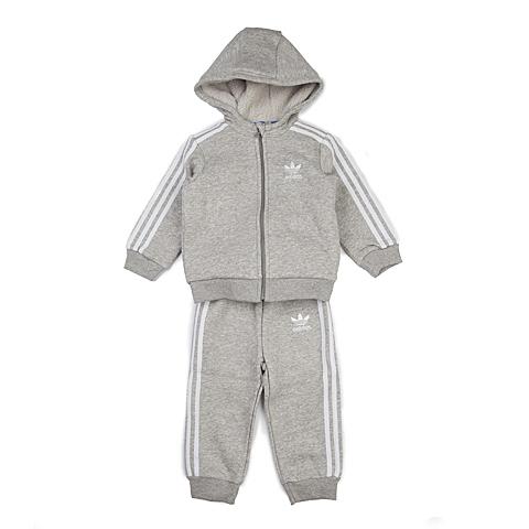 adidas阿迪三叶草新款专柜同款女婴长袖套服AB1850