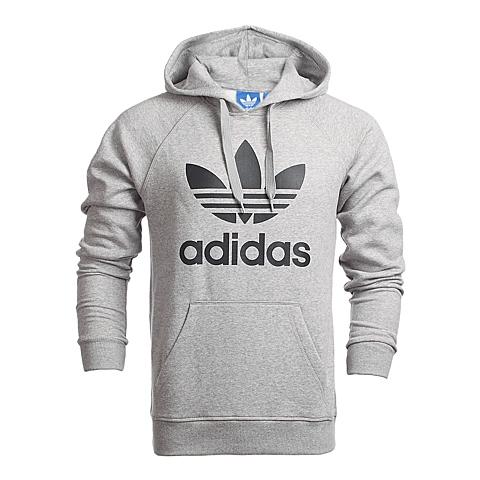 adidas阿迪三叶草新款男子三叶草系列套头衫AB8290