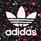 adidas阿迪三叶草新款女子三叶草系列针织套衫AB4677