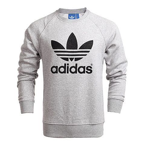 adidas阿迪三叶草新款男子陈奕迅款针织套衫AC0488