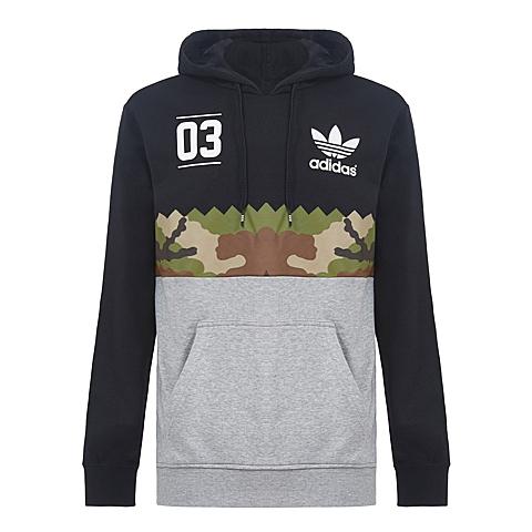 adidas阿迪三叶草新款男子三叶草系列套头衫AH9742