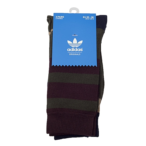adidas阿迪三叶草新款中性三叶草系列袜子AB3916