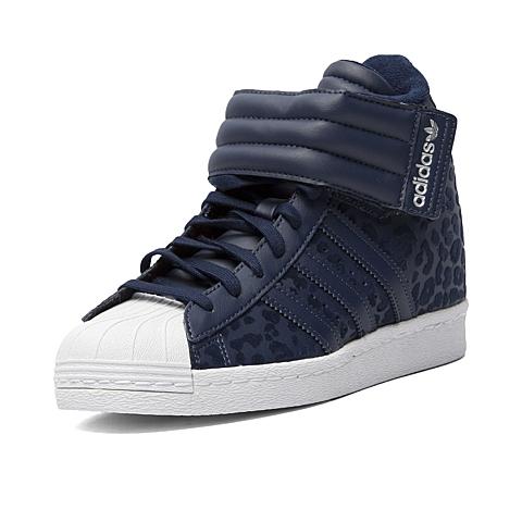 adidas阿迪三叶草新款女子三叶草系列休闲鞋S81352