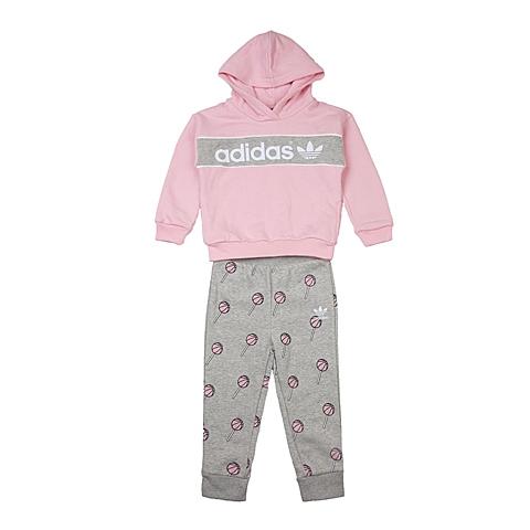 adidas阿迪三叶草 2016新款专柜同款女婴长袖套服AI9986